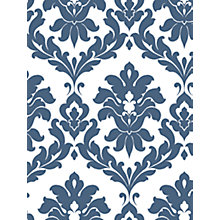 Buy Galerie Silhouette Damask Vinyl Wallpaper Online at johnlewis.com