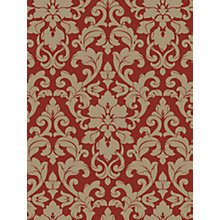 Buy Galerie Intricate Damask Vinyl Wallpaper Online at johnlewis.com