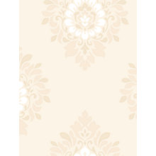Buy Galerie Diamond Damask Vinyl Wallpaper Online at johnlewis.com