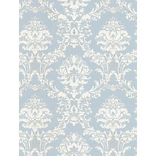 Buy Galerie Elegant Damask Vinyl Wallpaper Online at johnlewis.com