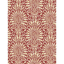 Buy Galerie Printed Damask Vinyl Wallpaper Online at johnlewis.com