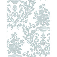 Buy Galerie Garden Damask Vinyl Wallpaper Online at johnlewis.com
