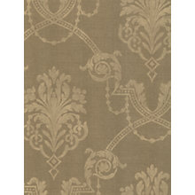 Buy Galerie Hanging Beads Damask Vinyl Wallpaper Online at johnlewis.com