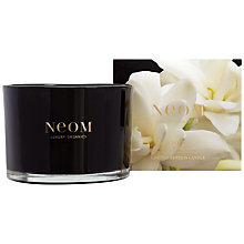 Buy Neom Love 3 Wick Scented Candle Online at johnlewis.com
