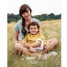 Buy Debbie Bliss Mia Book Online at johnlewis.com