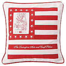 Buy Lexington The Spring Collection 'Arts&Craft' Sham Cushion Cover and Pad Online at johnlewis.com