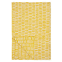 Buy MissPrint Home Dashes Throw Online at johnlewis.com
