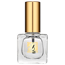 Buy Estée Lauder Pure Colour Instant Finish Quick Dry Topcoat, Clear Online at johnlewis.com