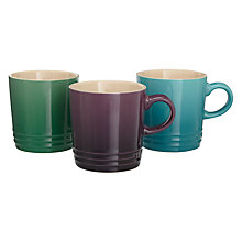 Buy Le Creuset Limited Edition Mug Set, 3 Pieces Online at johnlewis.com