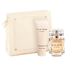 Buy Elie Saab Elie Saab Le Parfum Eau de Parfum Fragrance Gift Set, 50ml Online at johnlewis.com
