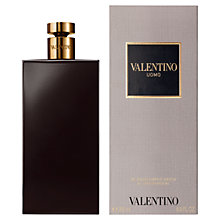Buy Valentino Uomo Shower Gel, 200ml Online at johnlewis.com