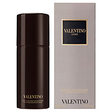 Buy Valentino Uomo Deodorant Spray, 150ml Online at johnlewis.com
