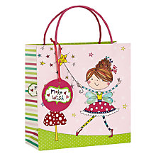 Buy Rachel Ellen Make a Wish Gift Bag Online at johnlewis.com