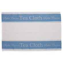 Buy Sophie Conran Tea Towel, White Online at johnlewis.com