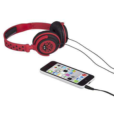 Buy KitSound Children's Noise Limiting On-Ear Headphones Online at johnlewis.com