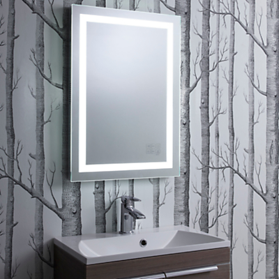 Roper Rhodes Encore Illuminated Led Bathroom Mirror with Integrated Stereo