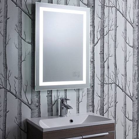 Popular 6 Lighted Mirrors For A Contemporary Bathroom, A Lighted Mirror Or Two Will Be Perfect For Your Vanity These Modern Bathroom Vanity Mirrors Come With Builtin Lighting, Usually Surrounding The Frame Of The Mirror