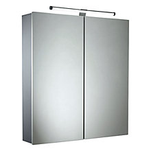 Buy Conduct Illuminated Double Bathroom Cabinet Online at johnlewis.com