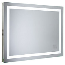 Buy John Lewis Beat Illuminated Led Mirror with Integrated Stereo Online at johnlewis.com