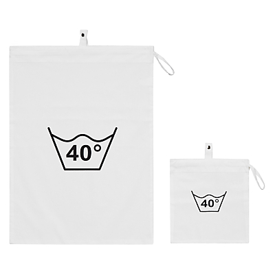 Image of 40 Degrees Peg and Laundry Bag Set
