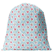 Buy Cath Kidston Drawstring Laundry Bag, Provence Rose Online at johnlewis.com