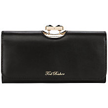 Buy Ted Baker Caleena Leather Matinee Purse Online at johnlewis.com