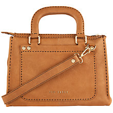 Buy Ted Baker Hickory Stab Stitch East/West Tote Bag Online at johnlewis.com