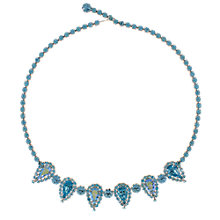 Buy Eclectica Vintage 1950s Weiss Rhinestone Necklace Online at johnlewis.com