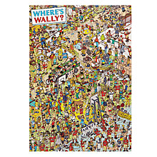 Buy Woodmansterne Wally A Sporting Life Birthday Card Online at johnlewis.com