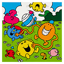 Buy Hype Mr Men Characters Greeting Card Online at johnlewis.com