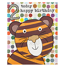 Buy Really Good 2 Today Birthday Card Online at johnlewis.com