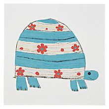 Buy Art Press Tortoise Greeting Card Online at johnlewis.com