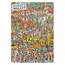 Buy Woodmansterne Wally Toys Toys Toys Birthday Card Online at johnlewis.com