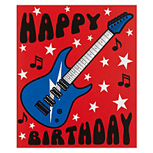 Buy Portfolio You Rock Birthday Card Online at johnlewis.com