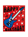 Portfolio You Rock Birthday Card