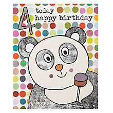 Buy Really Good 4 Today Birthday Card Online at johnlewis.com