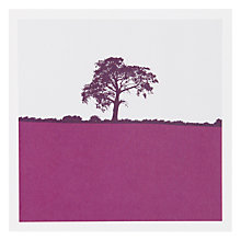 Buy The Art Rooms Landscape Square Warwickshire Greeting Card Online at johnlewis.com