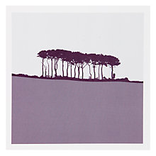 Buy The Art Rooms Landscape Square Co Kerry Greeting Card Online at johnlewis.com