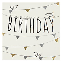 Buy Belly Button Designs With Love Birthday Card Online at johnlewis.com