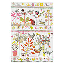 Buy Art File Small Plants Greeting Card Online at johnlewis.com