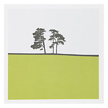 Buy The Art Rooms Landscape Square Bristol Greeting Card Online at johnlewis.com