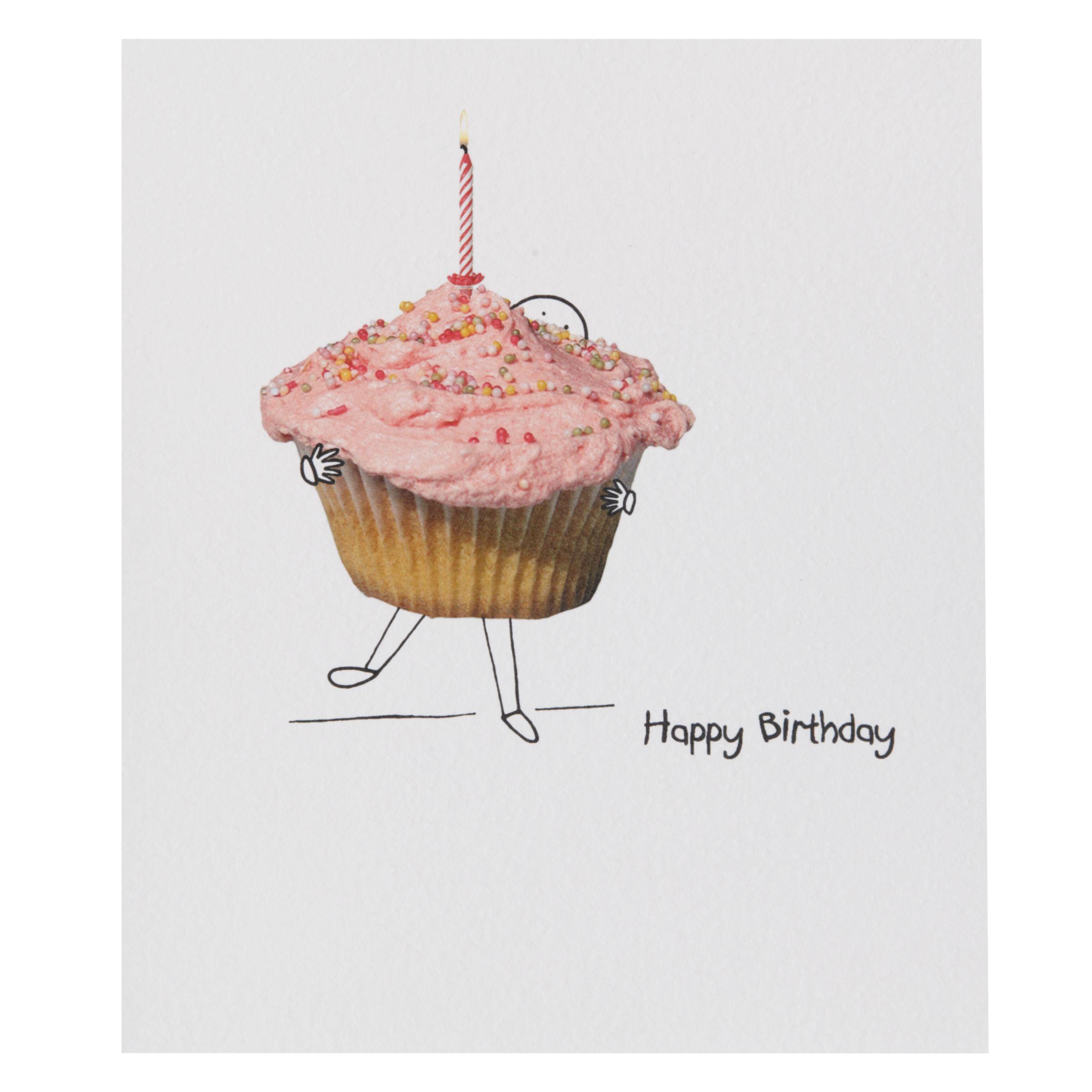 Birthday Cake John Lewis : Buy Portfolio Fairy Cake Birthday Card John Lewis