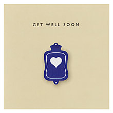 Buy Loveday Designs Get Well Soon Card Online at johnlewis.com