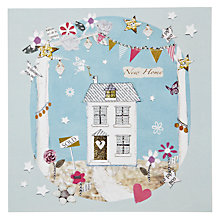 Buy Hammond Gower House New Home Card Online at johnlewis.com