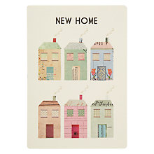 Buy James Ellis Stevens House New Home Card Online at johnlewis.com