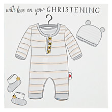 Buy Belly Button Designs Christening Card Online at johnlewis.com