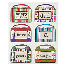 Buy Really Good Dad Happy Birthday Card Online at johnlewis.com