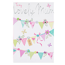 Buy Paperlink Mum Birthday Card Online at johnlewis.com