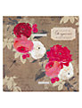 Hammond Gower Pink & White Roses Birthday Card