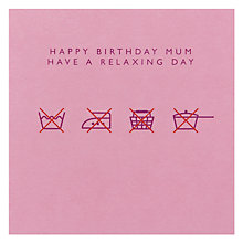 Buy Loveday Designs Mum Birthday Card Online at johnlewis.com